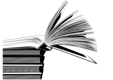 books Reklamní fotografie - 9275279