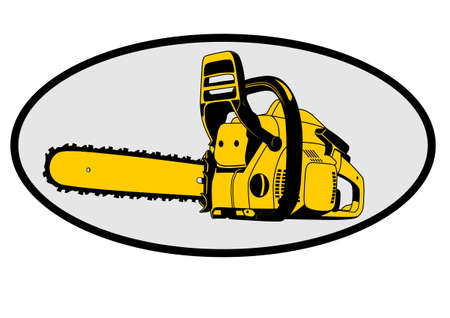 branch cut: chainsaw