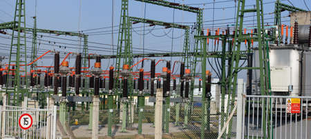 electric generating plant: power plant