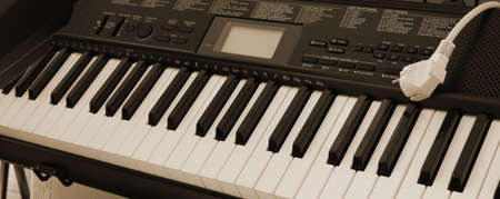 music keyboard  Stock Photo - 16398960