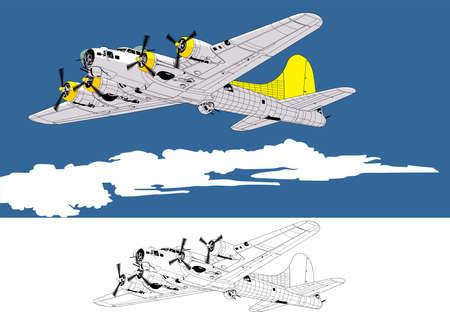 航空ショー: 爆撃機