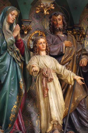 sacra famiglia: La Sacra Famiglia 2
