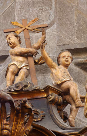cherubs: cherubs baroque