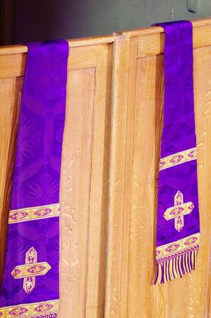 robo: detalle confesionario