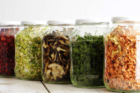 Ingredientes secos verduras 2