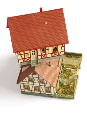 dollhouse: Toy doll house