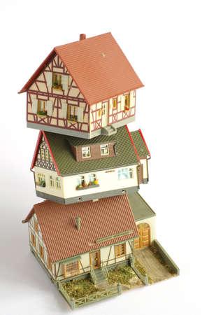 dollhouse: houses miniature model