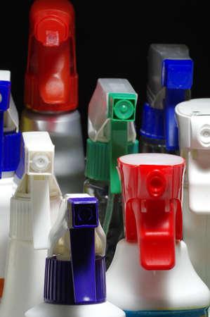 detersivi: detergenti 2 Archivio Fotografico