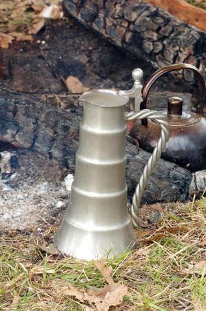 tankard: tinny tankard replica