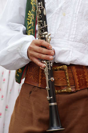 clarinete: clarinete