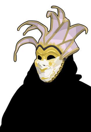 masque: carnival mask