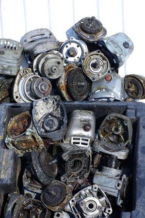 Grinding machine parts