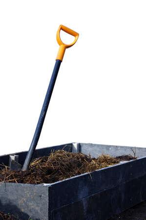 raised garden bed gardening