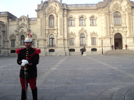 pizarro: Government Palace of Peru