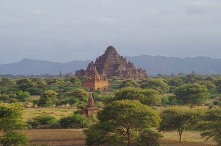 Bagan one of the most majestic sites in this world