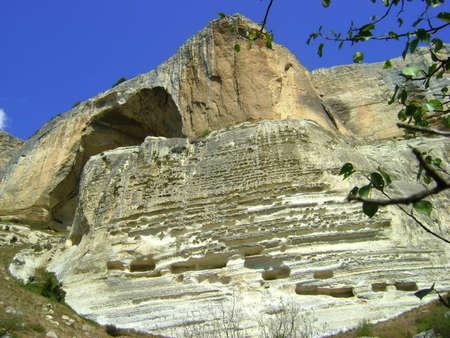 Crimea. Bakhchisarai. Stock Photo - 7620562