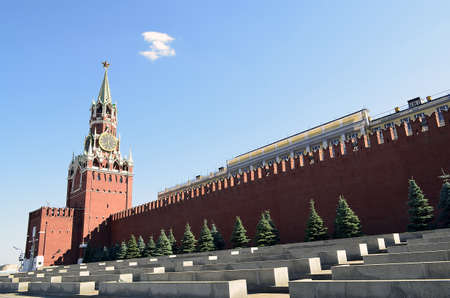 Spasskaya Tower Stock Photo - 16098235