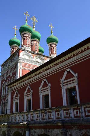 love dome: High-Petrovsky Monastery