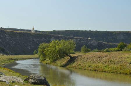river in Old Orhei Stock Photo - 16691308