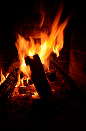 Fire is the main phase of the combustion process and is affected by their other combustible materials.