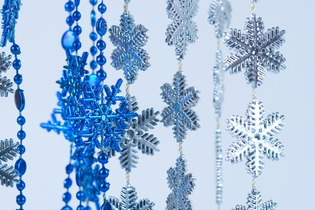 Christmas ornaments on a white background Stock Photo - 8288017