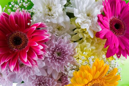 Bouquet of beautiful flowers Stock Photo - 10621461