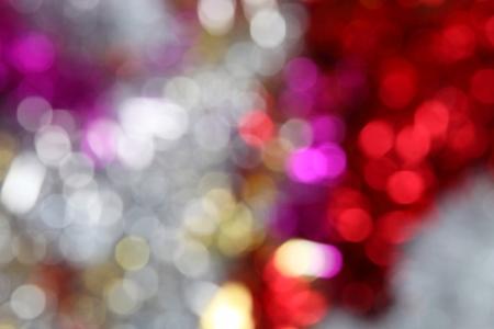 blurry lights: Natale sfondo di brillanti luci sfocate