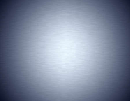 brushed metal plate Stock Photo - 639943