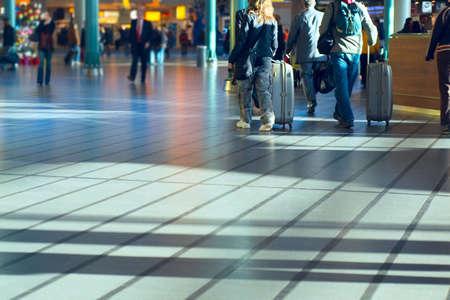 Reise-Foto auf Flughafen