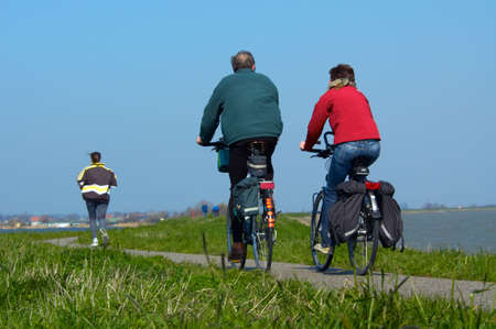 active people on a summer day Stock Photo - 842300