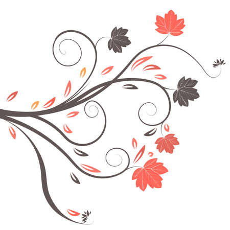 key words  art: beautiful abstract vector autumn design