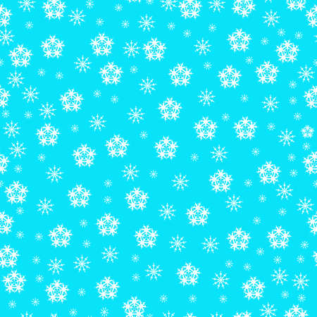 Decorative abstract seamless winter vector background Stock Photo - 1355618