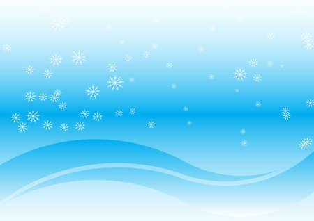vector winter background Stock Photo - 1365297
