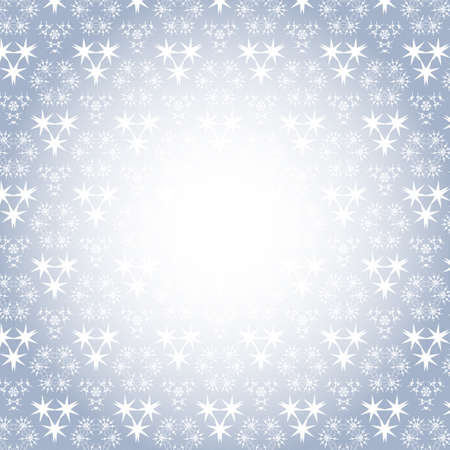 beautiful abstract vector winter background photo