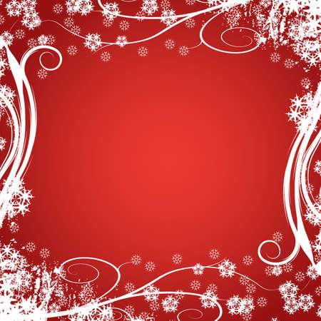 winter vector floral design Stock Photo - 1583958