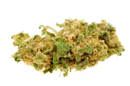 marihuana: Close up of marijuana (Cannabis) shot with a macro lens
