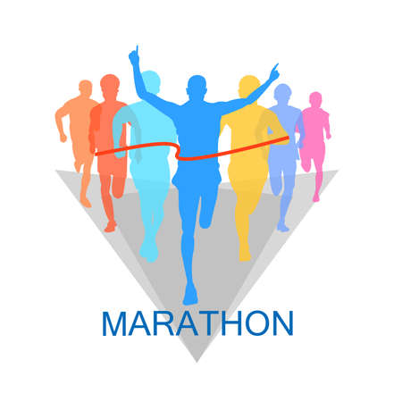 health and fitness: Marathon the winne