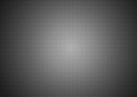 a high detailed carbon texture background Ilustrace
