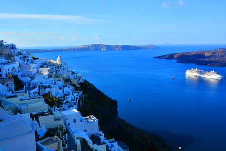 santorini greece: Romantic Santorini,Greece