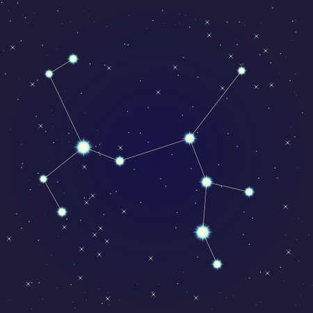 sagittarius: Costellazione del Sagittario