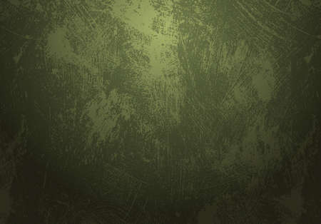 dirty green grunge background Vector