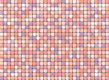 slab: - horizontal  pink slab mosaic background