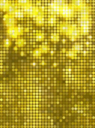 Vertical yellow green  mosaic