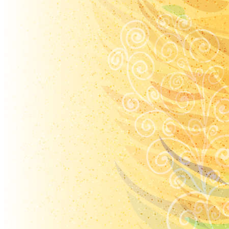 Abstract bright beige background pattern right Vector