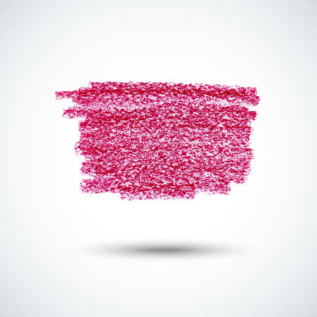 crayon: handmade crayon stripes