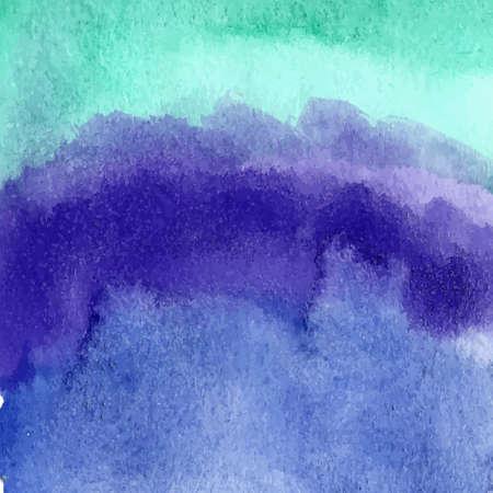 azul turqueza: azul turquesa textura de la acuarela.