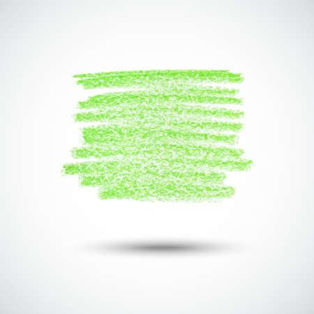 crayon: handmade crayon stripes.