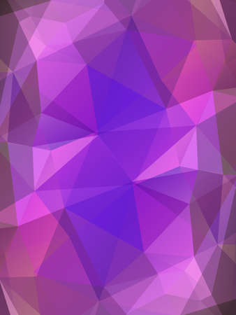 amethyst: Purple amethyst gem vector background. Bright polygonal transparent design for your business presentations, flyers, posters, banners, web page, advertisement, wrapping, printed products