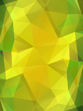 topaz: Yellow topaz gem vector background. Bright polygonal transparent design for your business presentations, flyers, posters, banners, web page, advertisement, wrapping, printed products