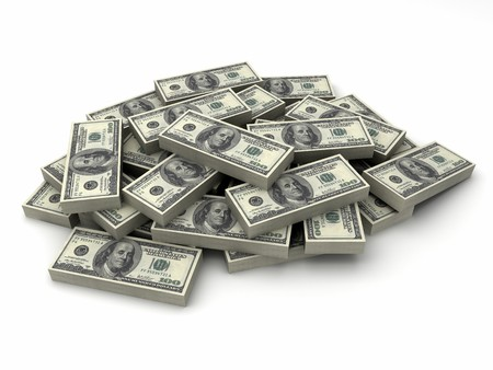 millions: Millions American money